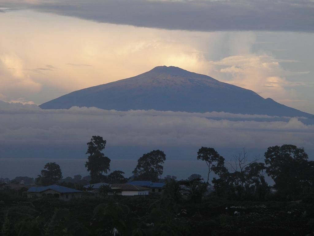 Mount Cameroon auf Kamerunreisen